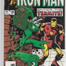 Iron Man #189 marvel