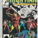 Iron Man #190 marvel