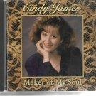 Cindy James-Maker of My Soul CD