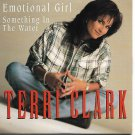 Emotional Girl by Terri Clark (CD-Single, 1996