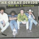 the great divide pour me a vacation promo cd