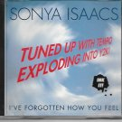 SONYA ISAACS I've Forgotten How You Feel PROMO CD