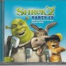 Shrek 2 Party CD (6 Songs Plus 6 Bonus Karaoke Tracks)