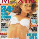 MAXIM MAGAZINE APRIL 2003 SARAH WYNTER