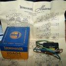 Thordarson meissner Input Transformer 20A04