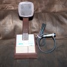 Vintage ham FM radio base station microphone