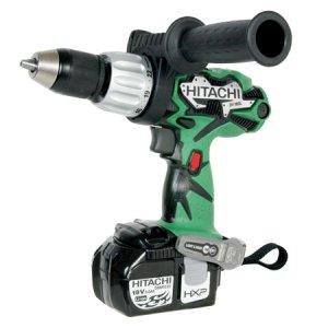 Hitachi DV18DL Cordless Hammer Drill 18V