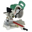 "C10FSH 10"" Sliding Dual Compound Mitre Saw with Laser Marker"