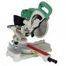 "C10FSH 10"" Sliding Dual Compound Mitre Saw with Laser Marker"