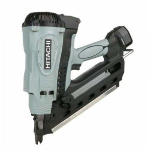 "Hitachi NR90GC2  Clipped Head Framing Nailer - Gas  (3-1/2"")(8001009)"