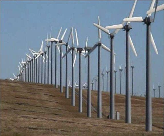 Wind Energy, Windmill, WindTurbine, Sail Wing Rotor