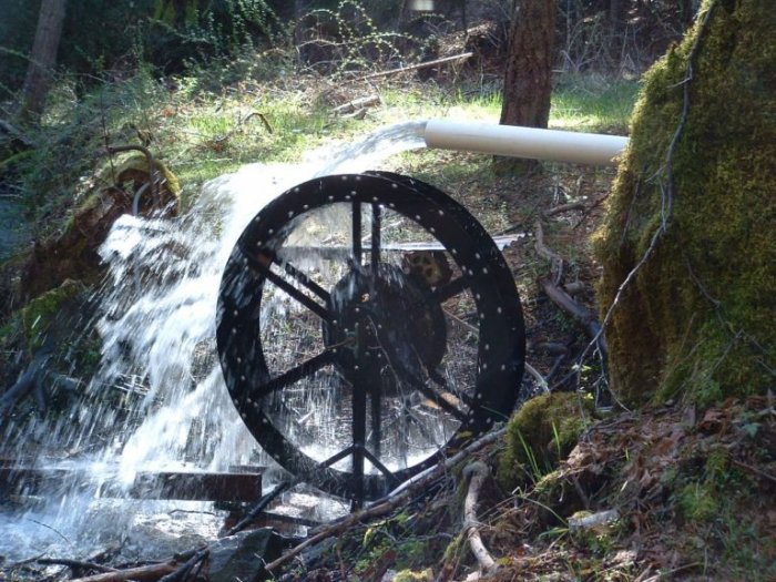 Micro-HydroPower Energy, Current Turbines, Hand Pumps