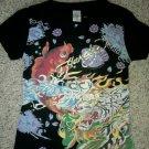 Ed Hardy Girls T shirt Medium 12 NICE
