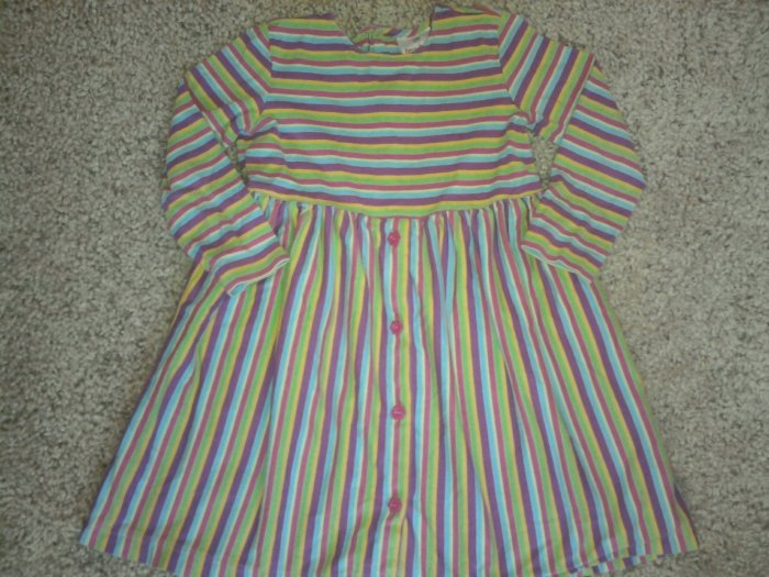Hanna Andersson Girls Dress size 100cm 3 5 years Super cute