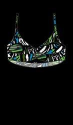 Rainforest Sunsets 2010 Collection Underwire w/ Adjustable Straps bikini top - 56 in medium(M)