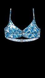 Bouquet Sunsets 2010 Collection Underwire w/ Adjust. Straps bikini top - 56 in size medium(M)