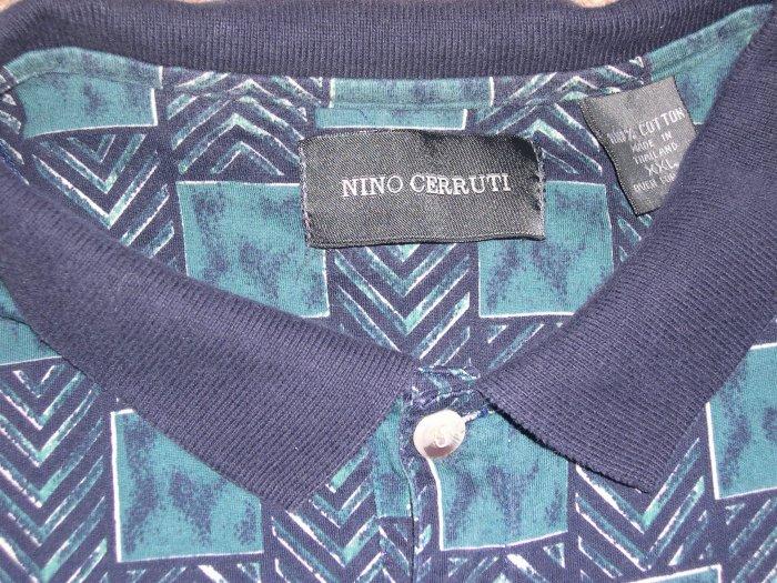 Nino Cerruti Shirt XXL