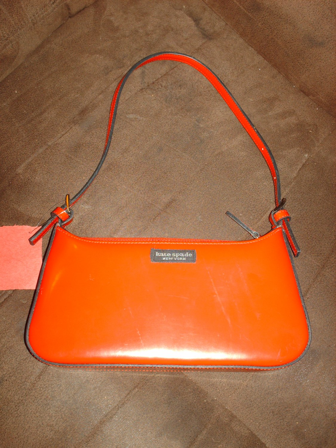 Kate Spade HandBag Purse Bright RED