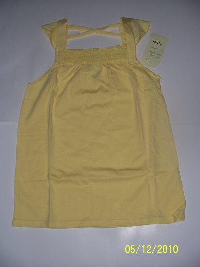Yellow Top size 10/12