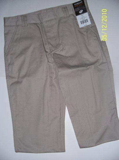 George Girl Uniform Pant Khaki size 16