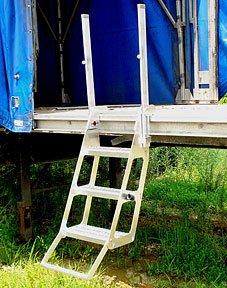 Roll Tarp Truck Trucker Ladder ProStep Pro-Step