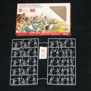 French Line Infantry 1815 Esci 1:72