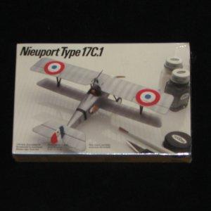 Nieuport 17 Testors 1:48