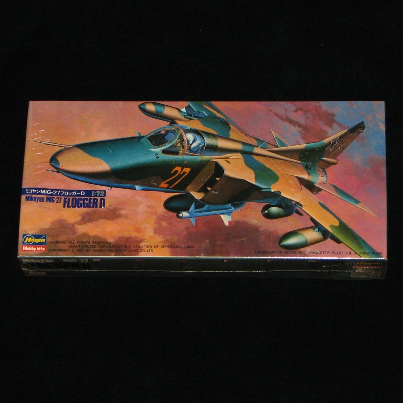 MiG-27 Flogger D Hasegawa 1:72