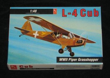Piper L-4 Cub Hobby Craft 1:48