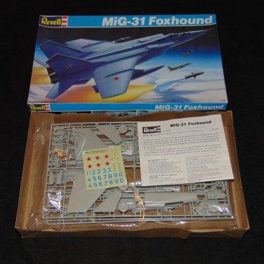 Revell 1:72 MiG 31 Foxhound