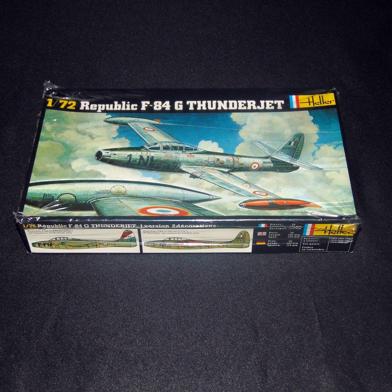 Heller 1:72 Republic F-84 G Thunderjet