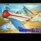 Hasegawa 1:48 Nakajima Ki-27 Nate