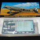 Hasegawa 1:72 Messerschmitt Bf109 E-2 Spanish Air Force