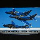 Hasegawa 1:48 A-4F Skyhawk Blue Angels