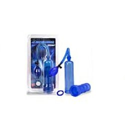 Extreme Enlargement Penis Pump Blue (Descreet Delivery)