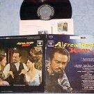 KEAN--VG++/NM Stereo 1961 Brdwy Sdk LP--Alfred Drake