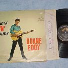 DUANE EDDY--TWISTIN' 'N' TWANGIN'--Stereo 1962 LP--RCA