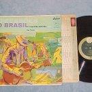 LAURINDO ALIMEIDA--IMPRESSOES DO BRASIL--VG+ 1957 LP