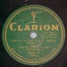 78-HOTEL PENNSYLVANIA MUSIC/FRANK AUBURN-Clarion 5061-C