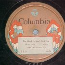 78-THE ROMANCERS-THE WEST, A NEST, AND YOU-Columbia 29D