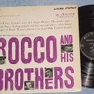 ROCCO AND HIS BROTHERS-VG+ 1961 Stereo Sdk LP-Nino Rota