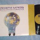 PROVOCATIVE ELECTRONICS--1972 Electronic Music LP