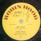 78-LOUIS PRIMA AND KEELY SMITH--OH BABE!-Robin Hood 101