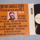 THE RAY CHARLES STORY-Vol 3--1963 LP-Atlantic-WL Promo