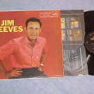 JIM REEVES--Self Titled VG++/VG+ 1957 LP--RCA LPM-1576