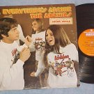 THE ARCHIES-EVERYTHING'S ARCHIE--NM/VG+ 1969 LP-Sticker