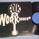 FOLK BY WORKSHOP-Lady of Consolation Parish-'68 Xian LP