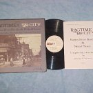 RAGTIME 1--THE CITY--1971 cmpltn LP w/Insert--RBF 17
