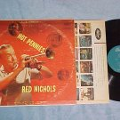 RED NICHOLS--HOT PENNIES--Original 1956 LP--Capitol 775