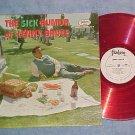 LENNY BRUCE-Fantasy7007:Vinyl;7003:Jkt-Red Vinyl-WL Pmo